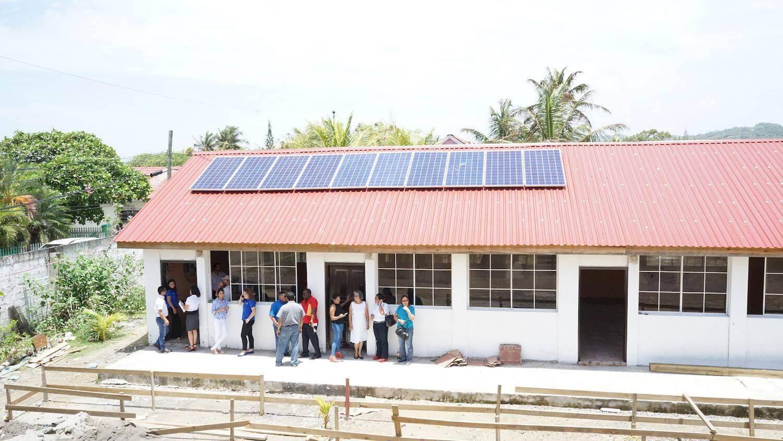 Escuela Ruben Barahona RSE Honduras