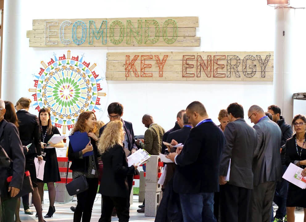 Enertiva en ECOMONDO, Feria de Sostenibilidad en Italia